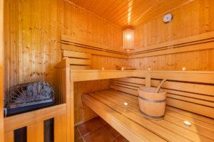 Ferienhaus Nordlicht Sauna