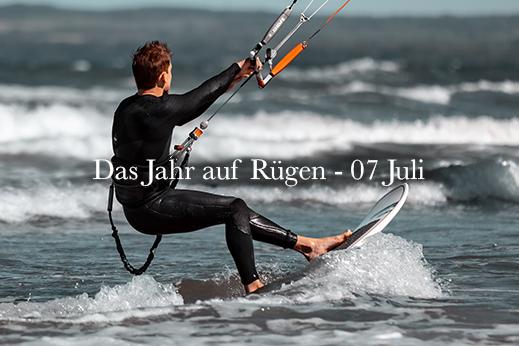 07 Juli auf Rügen